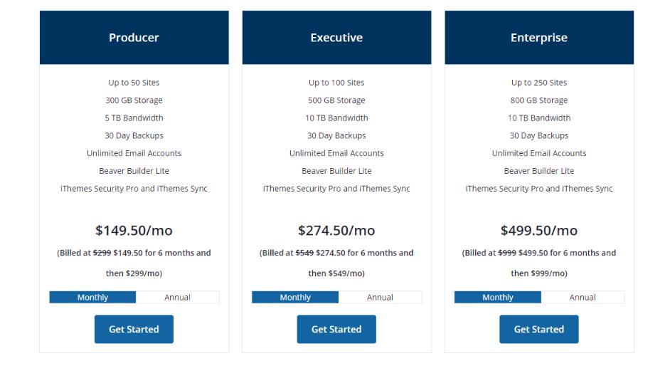 Liquid Web Managed WordPress Hosting Pricing Cont.Blogamigo