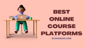 Best Online Course Platforms - Blogamigo