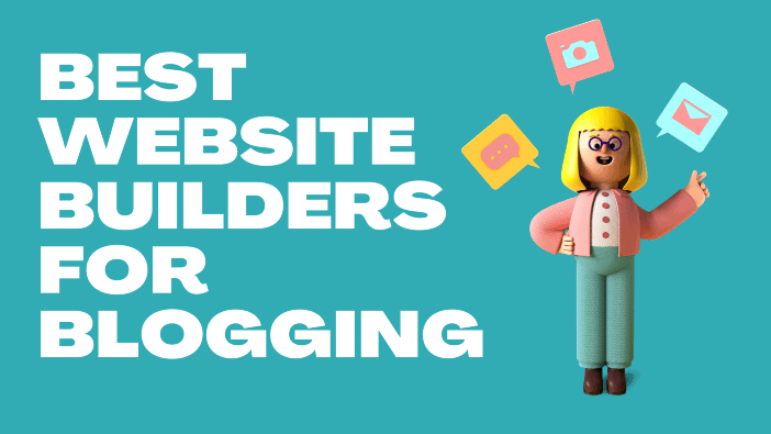 Best website builder for blogging