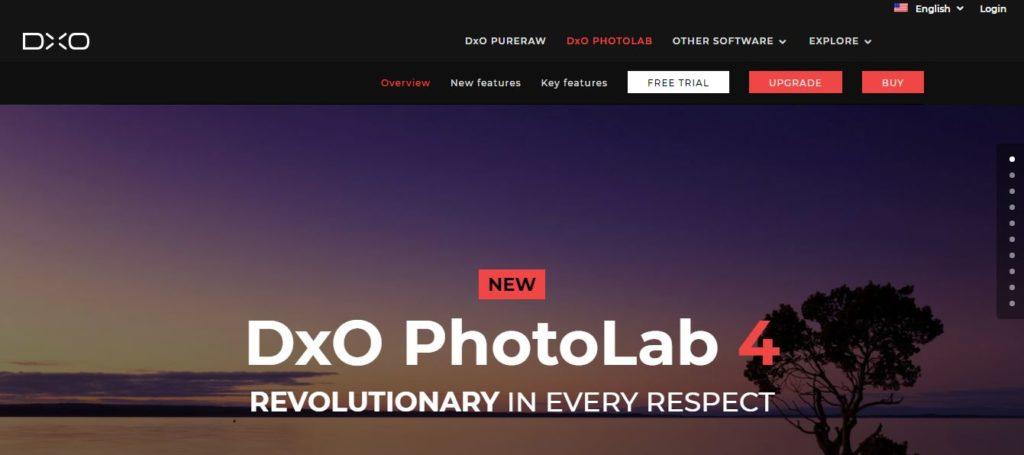 DxO photolab image
