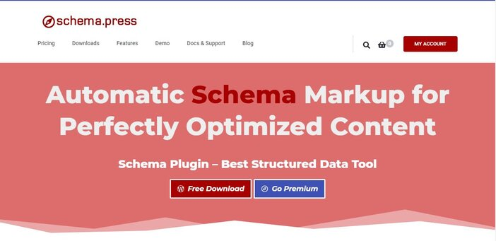 schema.Press homepage