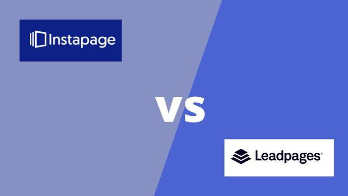 Leadpages vs Instapage Blogamigo