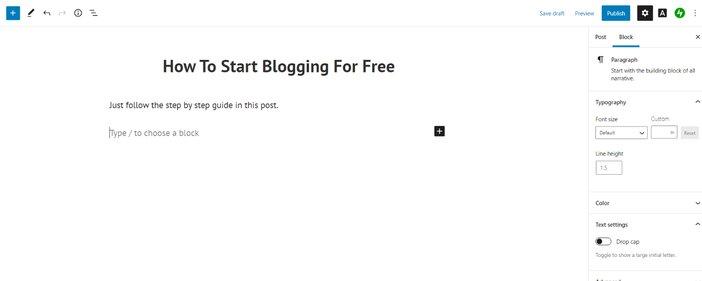New post created in WordPress.com blogamigo