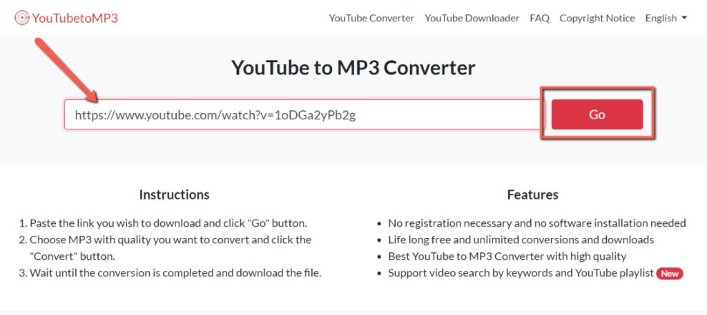 YouTubetomp3-with-YouTube-URL-Blogamigo